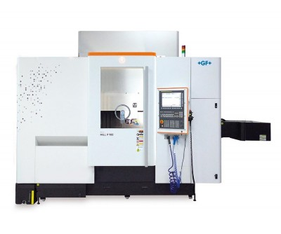 HIGHT PERFORMANCE MILLING MACHINE