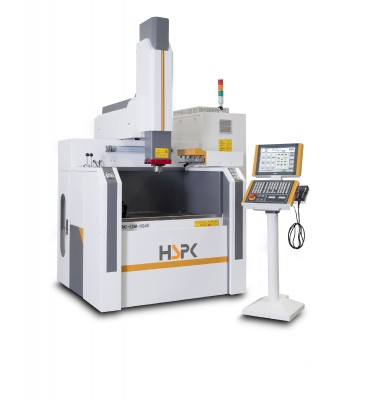 CNC MACHINE ELECTRIC SHOCK HIGHT PRECISION